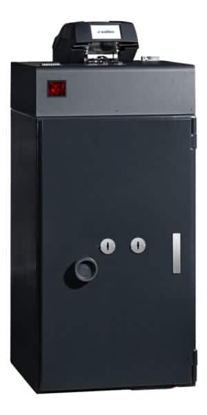 depozitní terminál na bankovky trezor automat