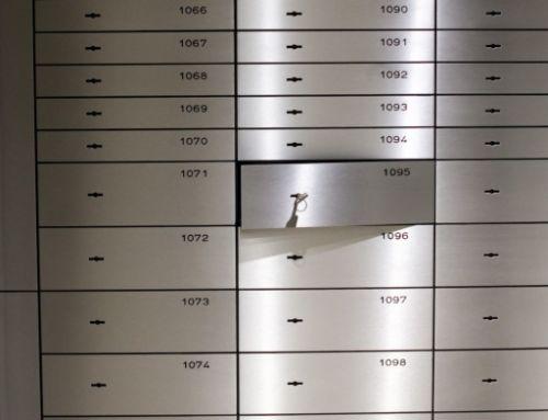 Bezpečnostní schránky – klíčové, elektronické i plně automatické